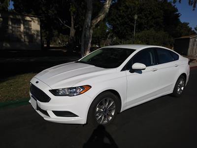 2017 Ford Fusion lease in San Diego,CA - Swapalease.com
