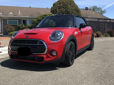 2019 MINI Convertible lease in Mill Valley,CA - Swapalease.com