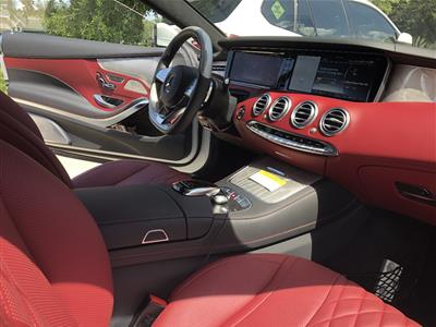 2017 Mercedes-Benz S-Class Coupe lease in Jamaica,NY - Swapalease.com