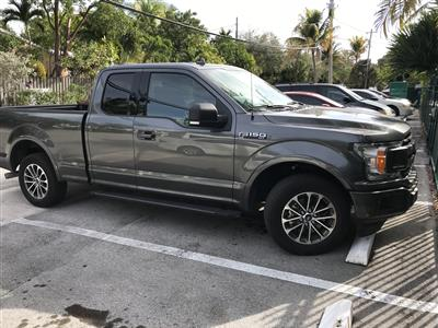 2018 Ford F-150 lease in Fort Lauderdale,FL - Swapalease.com