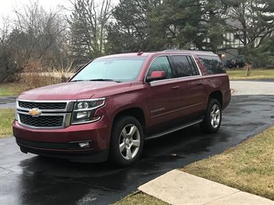 2016 Chevrolet Suburban lease in Fenton,MI - Swapalease.com