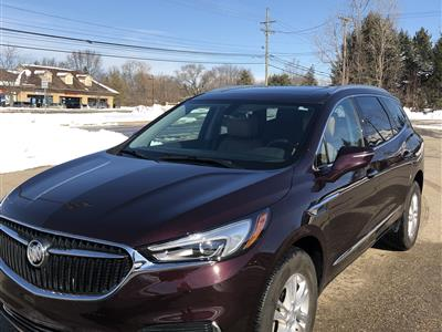 2018 Buick Enclave lease in Rochester Hills,MI - Swapalease.com