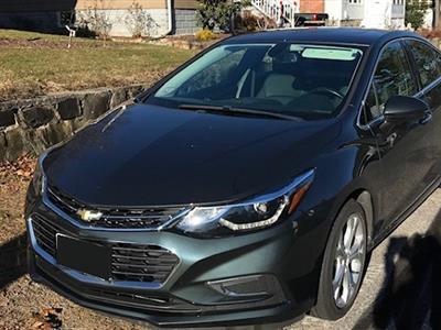 2017 Chevrolet Cruze lease in Weymouth,MA - Swapalease.com