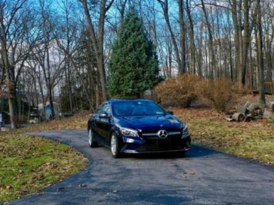 2017 Mercedes-Benz CLA Coupe lease in Hyde Park,NY - Swapalease.com