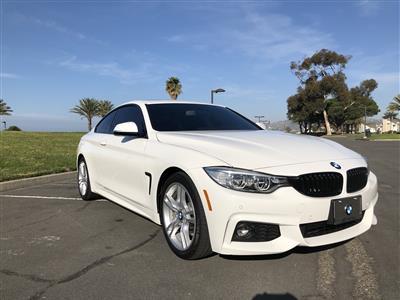 2017 BMW 4 Series lease in Laguna Beach,CA - Swapalease.com