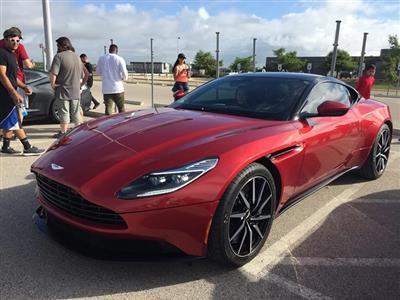 2017 Aston Martin DB11 lease in Austin,TX - Swapalease.com