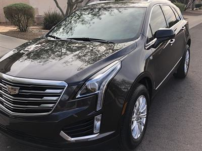 2017 Cadillac XT5 lease in Phoenix,AZ - Swapalease.com