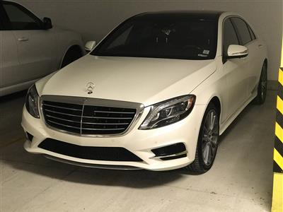 2016 Mercedes-Benz S-Class lease in Royal Oak,MI - Swapalease.com