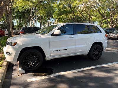 2018 Jeep Grand Cherokee lease in Pembroke Pines,FL - Swapalease.com