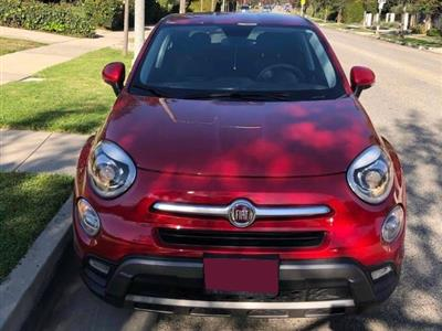 2016 Fiat 500X lease in Los Angeles,CA - Swapalease.com