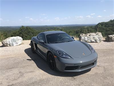 2018 Porsche 718 lease in Wichita,KS - Swapalease.com