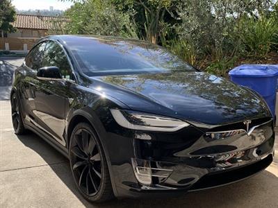 2017 Tesla Model X lease in Santa Monica,CA - Swapalease.com