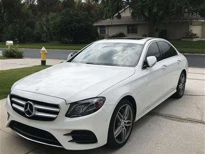 2017 Mercedes-Benz E-Class lease in Oldsmar,FL - Swapalease.com