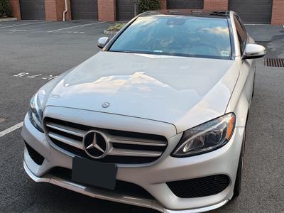 2016 Mercedes-Benz C-Class lease in Kearny,NJ - Swapalease.com