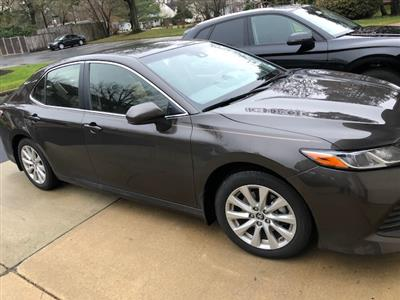 2018 Toyota Camry lease in Cherry Hill,NJ - Swapalease.com