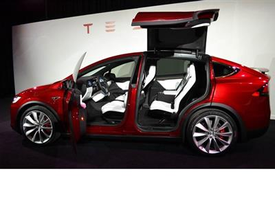 2017 Tesla Model X lease in Gulf Stream,FL - Swapalease.com