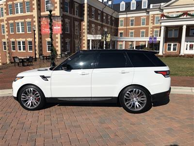 2016 Land Rover Range Rover Sport lease in Lighthouse Point,FL - Swapalease.com