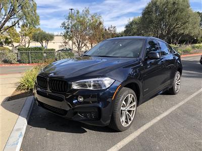 2017 BMW X6 lease in Morgan Hill,CA - Swapalease.com