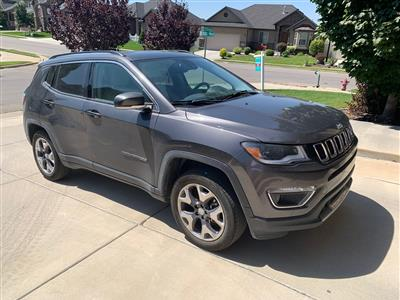 2017 Jeep Compass lease in Lehi,UT - Swapalease.com