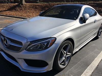 2017 Mercedes-Benz C-Class lease in Atlanta,GA - Swapalease.com