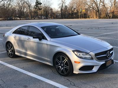 2016 Mercedes-Benz CLS-Class lease in Cambria Hieghts,NY - Swapalease.com
