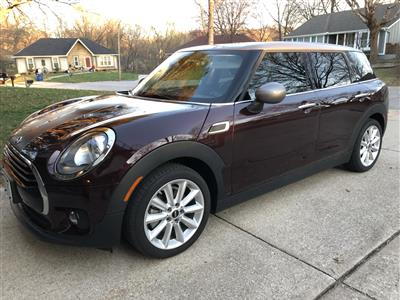 2018 MINI Clubman lease in Blue Springs,MO - Swapalease.com