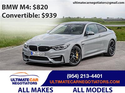 2020 BMW M4 lease in Fort Lauderdale,FL - Swapalease.com