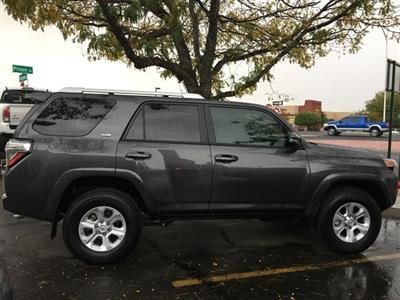 2018 Toyota 4Runner lease in Santa Fe,NM - Swapalease.com