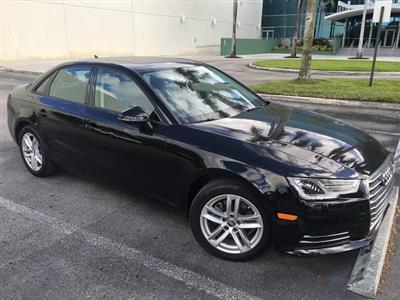 2017 Audi A4 lease in Miami,FL - Swapalease.com