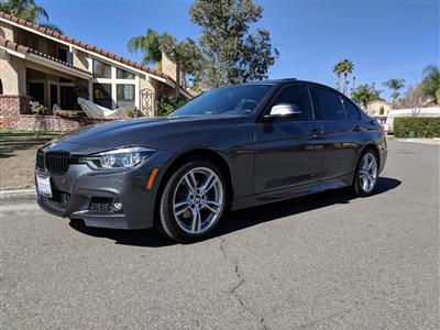 2017 BMW 3 Series lease in Orange ,CA - Swapalease.com