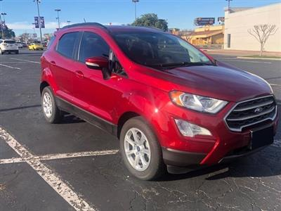 2018 Ford EcoSport lease in Dallas,TX - Swapalease.com