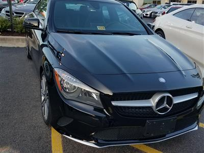 2017 Mercedes-Benz CLA Coupe lease in New York,NY - Swapalease.com