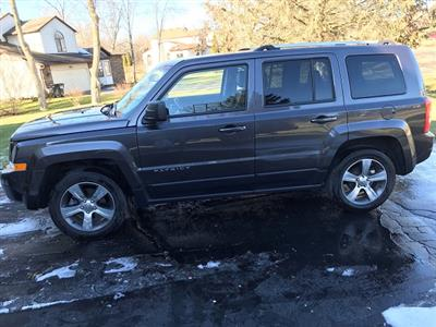 2017 Jeep Patriot lease in Brighton,MI - Swapalease.com