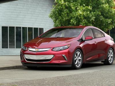 2018 Chevrolet Volt lease in San Diego,CA - Swapalease.com