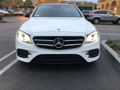 2018 Mercedes-Benz E-Class lease in Torrance,CA - Swapalease.com