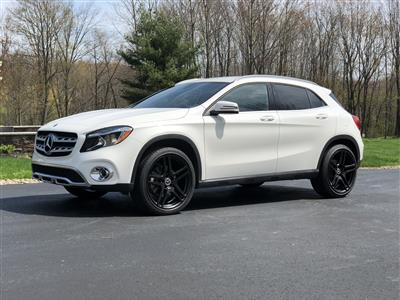 2018 Mercedes-Benz GLA SUV lease in Waite Hill,OH - Swapalease.com