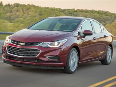 2017 Chevrolet Cruze lease in Wilmington,NY - Swapalease.com