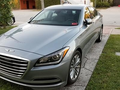 2017 Genesis G80 lease in Coral Gables,FL - Swapalease.com