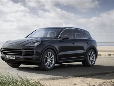 2018 Porsche Cayenne lease in North Hollywood,CA - Swapalease.com