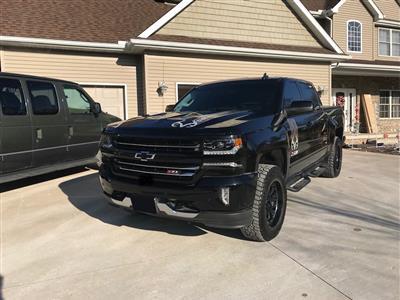 2017 Chevrolet Silverado 1500 lease in Bartonville,IL - Swapalease.com