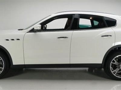 2017 Maserati Levante lease in Beverly Hills,CA - Swapalease.com