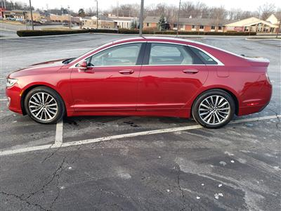 2017 Lincoln MKZ lease in Lewis Center,OH - Swapalease.com
