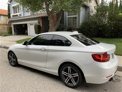 2017 BMW 2 Series lease in Lake Balboa,CA - Swapalease.com