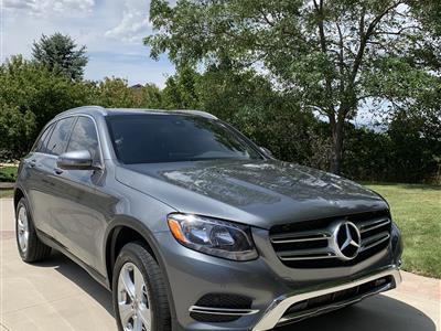 2017 Mercedes-Benz GLC-Class lease in Salt Lake City,UT - Swapalease.com