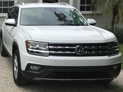 2018 Volkswagen Atlas lease in Miami,FL - Swapalease.com