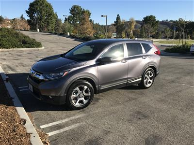 2017 Honda CR-V lease in Westlake Village,CA - Swapalease.com
