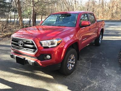 2017 Toyota Tacoma lease in Peabody,MA - Swapalease.com