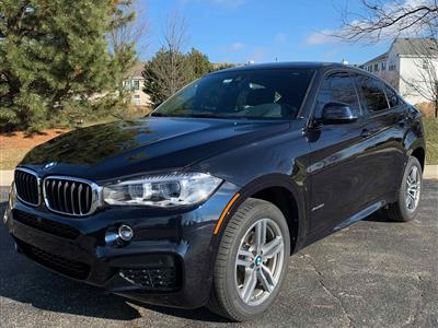 2018 BMW X6 lease in Pingree Grove,IL - Swapalease.com