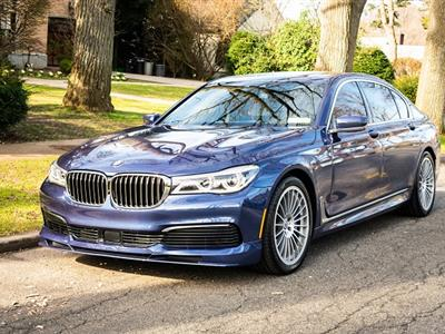Bmw 7 Series Alpina B7 Lease Deals Swapaleasecom