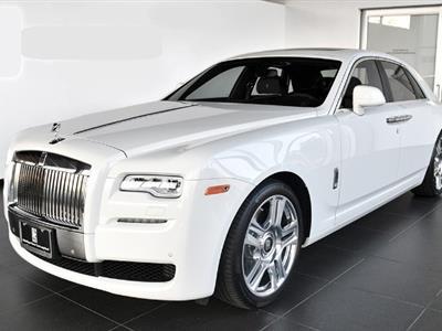 2017 Rolls-Royce Ghost lease in Stuart,FL - Swapalease.com